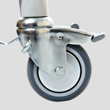 AVL_010 Reverse braking casters (2 pcs.)