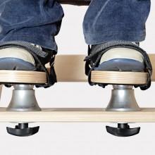 KTK_103 Footplates with 3-dimensional adjustment