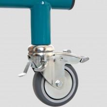 PML_010 Reverse braking casters (2 pcs.)