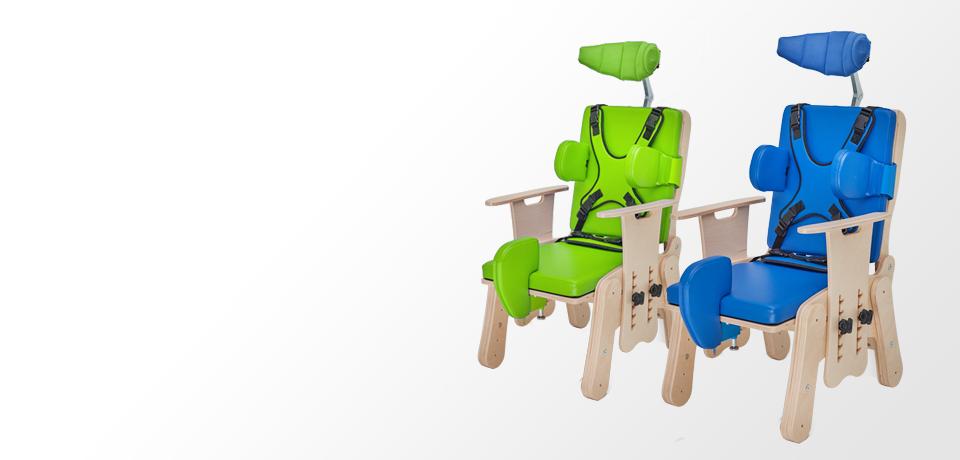 Positioning chair KIDOO™