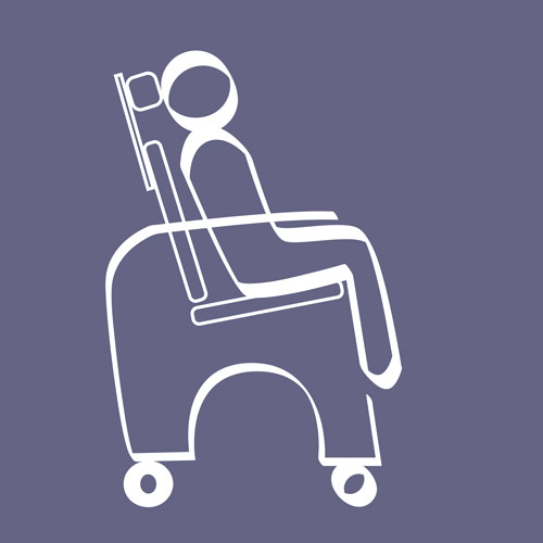 Positioning chairs