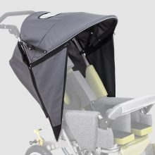 RCR/RCE/RCH_420 Folding canopy with side covers