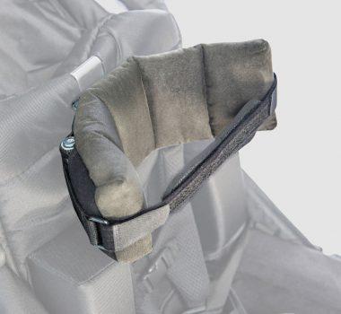 HPO_138 Headrest with belt
