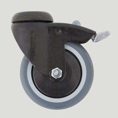 AVL_008/019 Steel wheel with brake