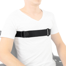 FP-04 2-point chest belt with fastening support