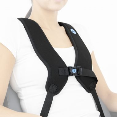 <b>FP-02</b> Dynamic 4-point shoulder h-harness