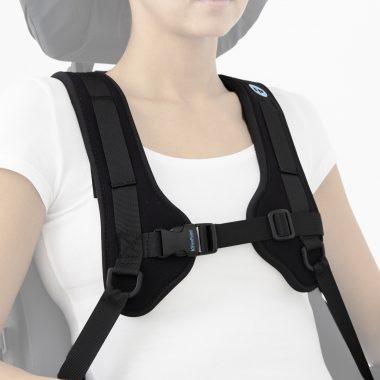 <b>FP-03</b> Classic 4-point shoulder h-harness