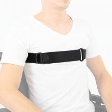 <b>FP-04</b> 2-point chest belt with fastening support