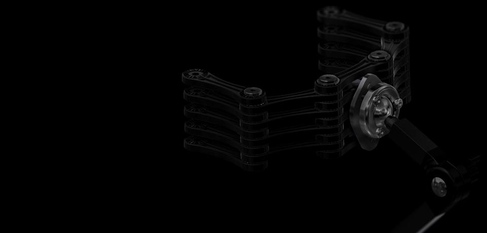 HexagonPro™ – improved headrest